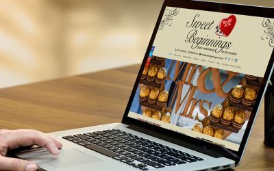 New Website for Sweet Beginnings Classic Confectionery