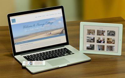 New Website for Nanny's Cottage