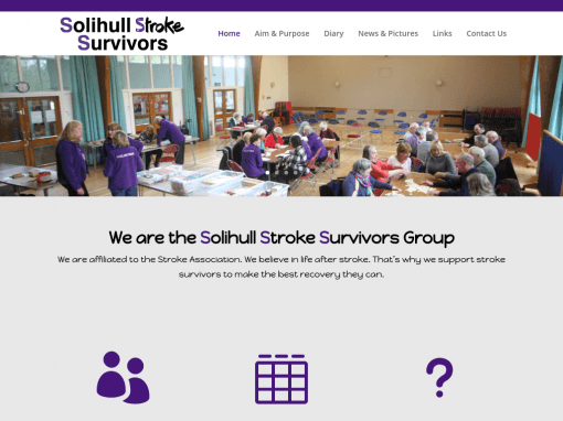 Solihull Stroke Survivors