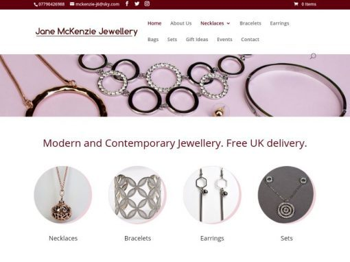 Jane Mckenzie Jewellery