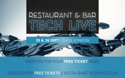 We're at Restaurant & Bar Tech Live